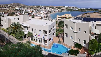 Scala Hotel & Apartments 3*